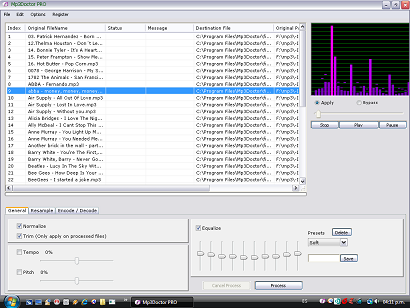 Mp3 Encoder – Mp3 Encoding