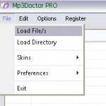 Mp3 Normalizer: Mp3Doctor PRO paras Mp3 Normalizer
